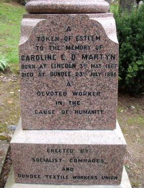 Caroline Martyn memorial11-17748
