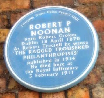Robert Tressell plaque11-23021