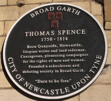 Thomas Spence plaque11-14403