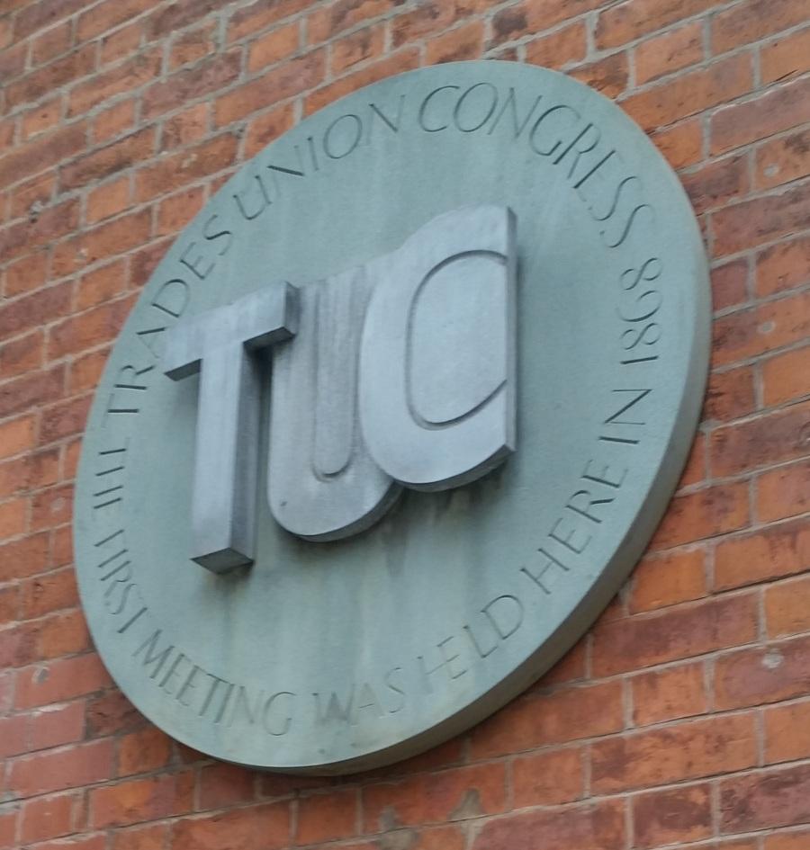 TUC plaque 111-32091