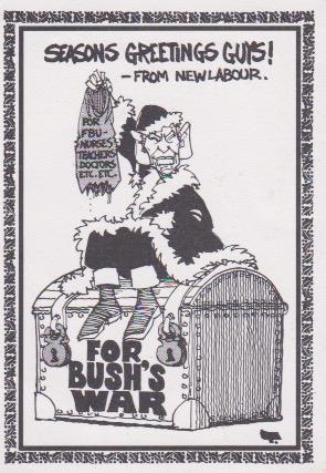 bush'swar