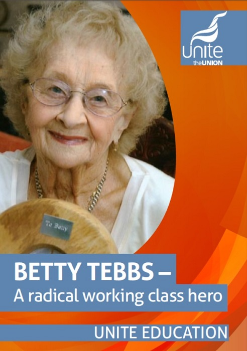 Betty Tebbs - a radical working class hero